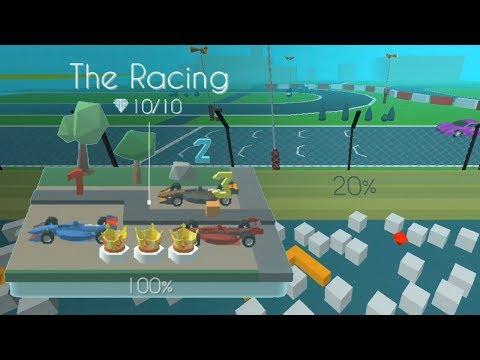 Dancing Line - The Racing | SHA