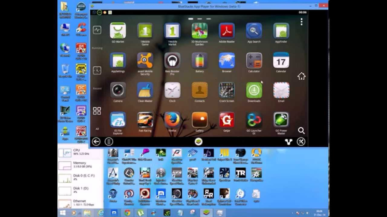 bluestacks app player تحميل