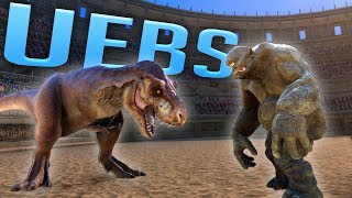 Ultimate Epic Battle Simulator - Battle of the Beasts - New Update! New Maps & Units - UEBS Gameplay