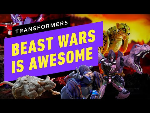 Beast Wars: Transformers, We Were Wrong About You - Up at Noon