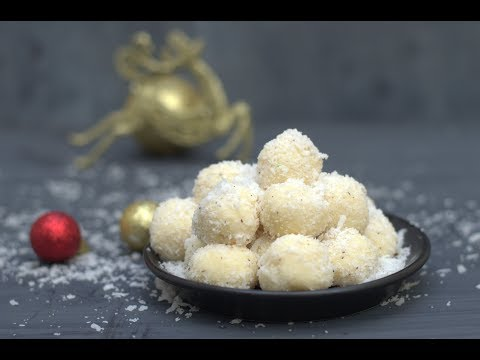 Snowball Truffles|Christmas Recipes|Cakes And More|Baking For Beginners