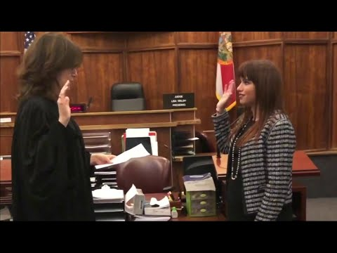 Andi and Kenny  - Daily Do Good: Woman Becomes First Openly-Autistic Lawyer In Florida