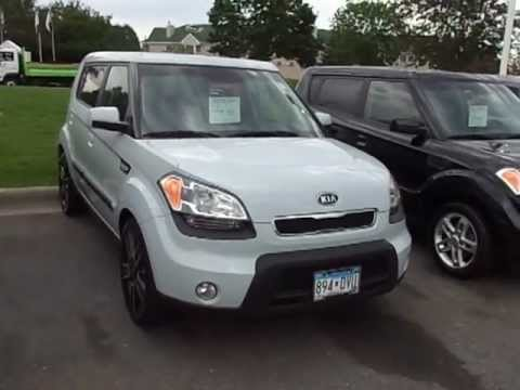 Inver Grove Nissan >> 2010 KIA SOUL SPECIAL EDITION GHOST FOR SALE CALL JP LIESENFELD 651-457-5757 LUTHER KIA MN - YouTube