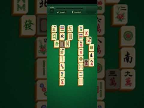 Main Game Mahjong  