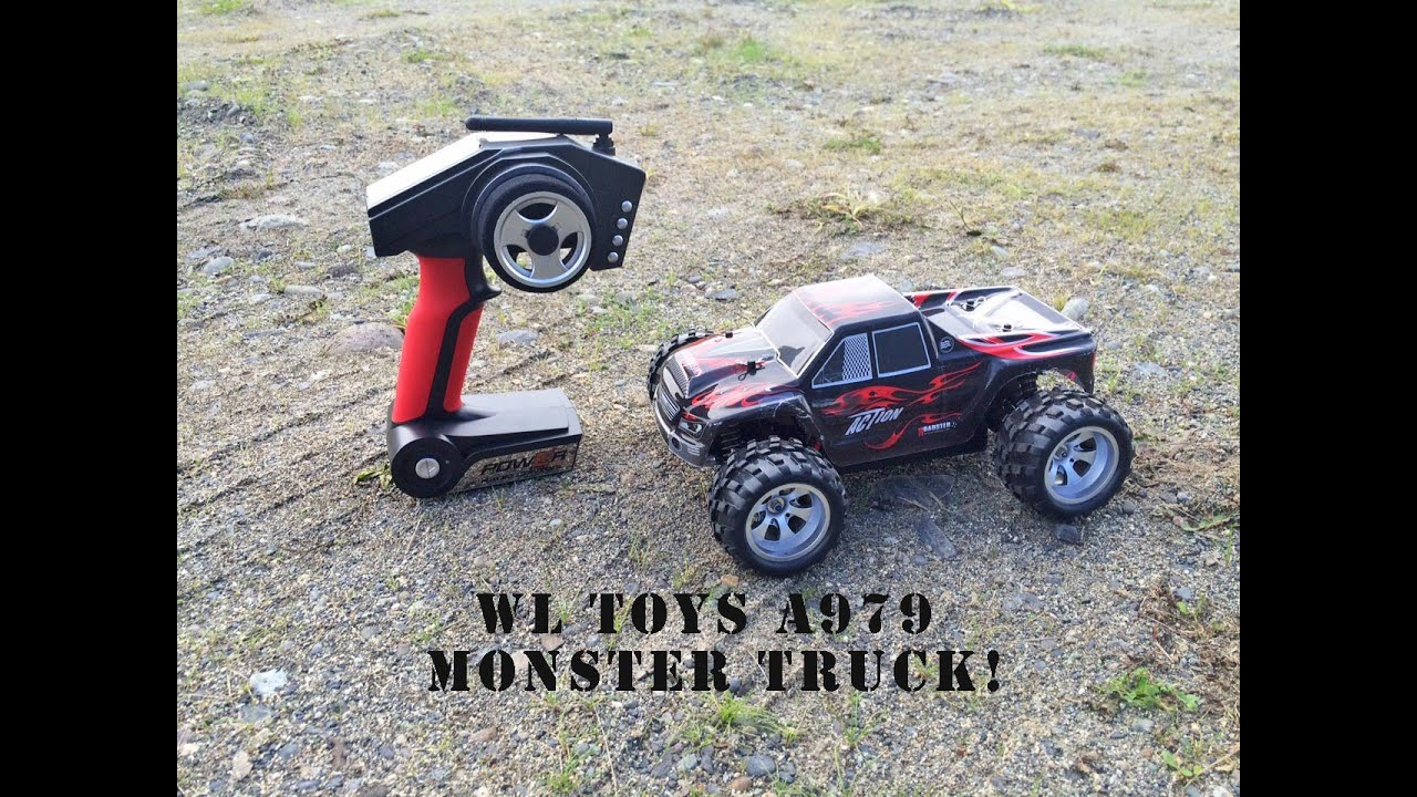 Wltoys a979 1/18 2. 4ghz 4wd monster truck comes with 2. 4gh transmitter. Buy it now add to cart. ×. 1 item(s) added to cart. View cart & checkout.