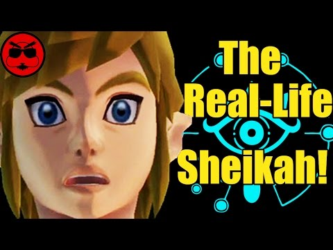 Thumbnail: Zelda's Sheikah Were a REAL CIVILIZATION?! | Culture Shock