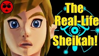 Zelda's Sheikah Were a REAL CIVILIZATION?! | Culture Shock thumbnail