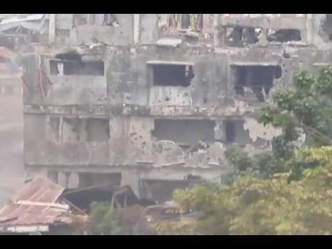ABS-CBN Marawi footage: Close Range Urban Warfare