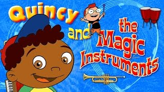 ★ Disney Little Einsteins - Quincy and the Magic Instruments (Educational Game) thumbnail