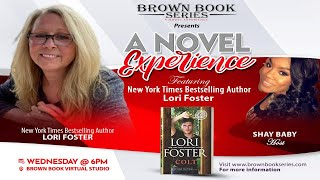 Award Winning and Bestselling Author Lori Foster | S2 EP7