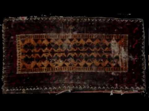 Nr 5 Ancient Egyptian rug