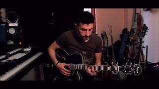 Garik - Srtid Banalin  (guitar lesson)