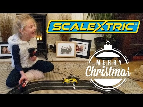 That Scalextric Feeling at Christmas!
