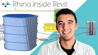 Rhino Inside Revit - Way Faster Wednesday