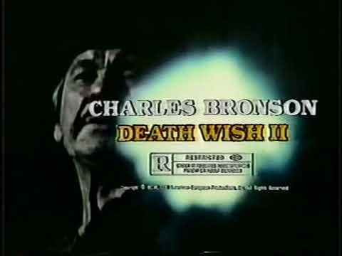 """""""Death Wish II"""" (1982) TV Spot"""
