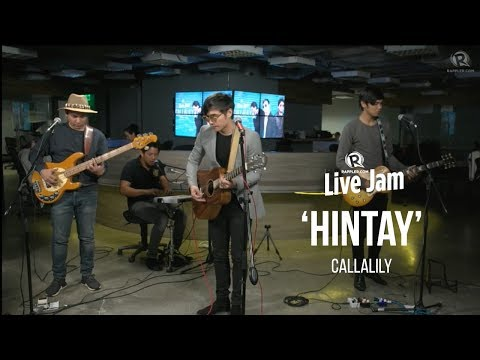 'Hintay' – Callalily