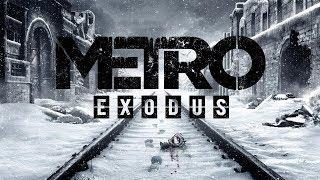 Прохождение Metro Exodus Часть 1 🎮