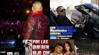 REMIX EL KOMANDER 2012 EL TAQUICARDIO, TRATO DE MUERTE, PIEDAD AYALA, EL DIABLO, MANDA INCUMPLIDA ..