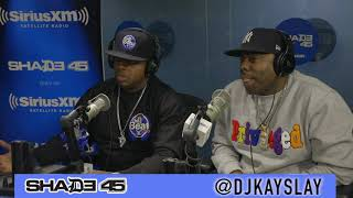 The Beat 139 Podcast interview with Dj Kayslay at Shade 45 Pt.2