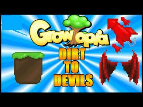 Growtopia Dirts to Devil EP 3