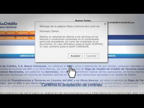 Solicitar tarjeta de coordenadas banco de venezuela Banco de venezuela clavenet