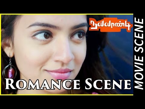 Naiyaandi - Romance Scene | Dhanush | Nazriya | Ghibran