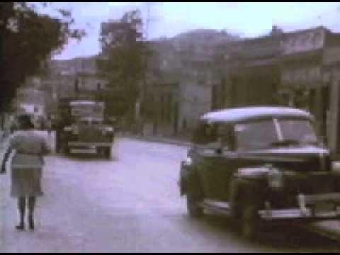 Escenas de Caracas en 1948