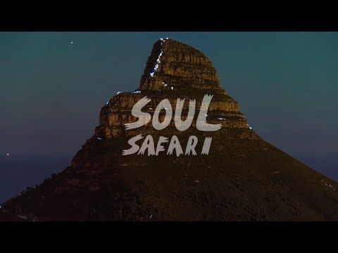 The Kiffness - Soul Safari [Cape Town Time-lapse Music Video]