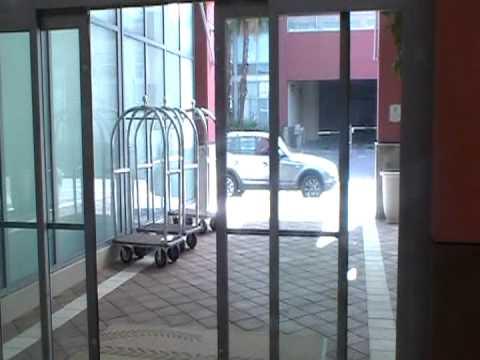 sheraton- san juan puerto  rico-  lobby area