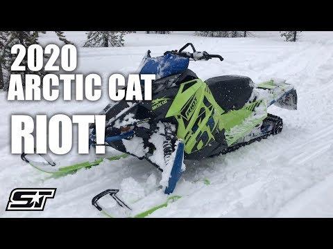 2020 Arctic Cat Riot 8000 Walk Around & First Impressions