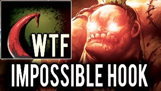 Try Hard ZipFile Pro Pudge! OMG Legendary Hook Impossible Game WTF Dota 2