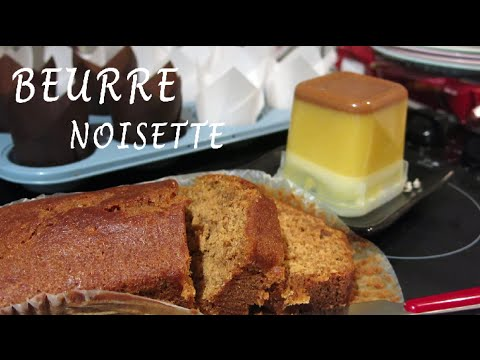 Beurre Noisette (Brown Butter)