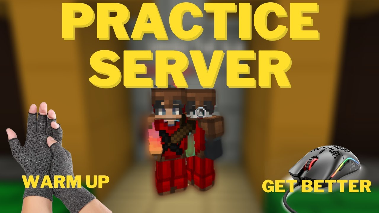 The BEST Bedwars CRACKED Practice Server Twerion net YouTube