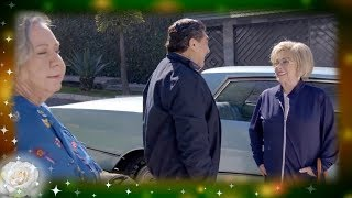 La Rosa de Guadalupe: Guillermo le devuelve la sonrisa a Mercedes   Mercedes