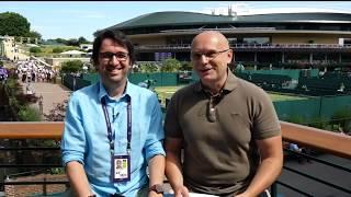 Jutarnji Studio o Wimbledonu za 05.07.2019. | SPORT KLUB TENIS