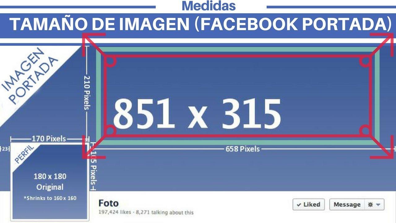 Tamaño de Imagen de FACEBOOK PORTADA (tutorial con Pixlr ... - photo#40