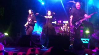 SIRENIA Live in Lima: 25/10/2011 - Fading Star