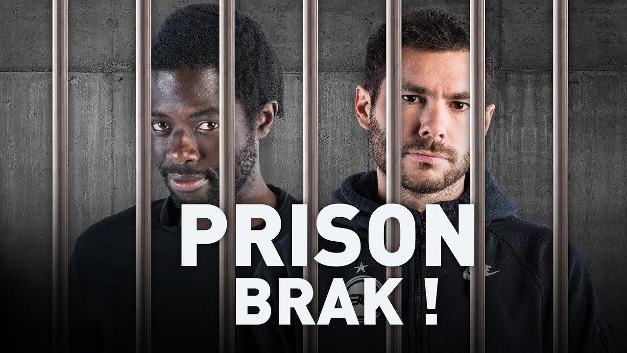 FORTNITE CRÉATIF - PRISON BRAK !