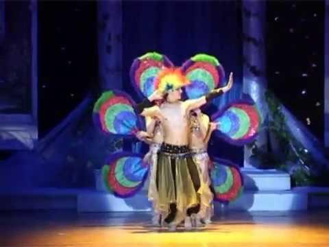 видео: Детский мюзик-холл Чингыли - Павлин (2)