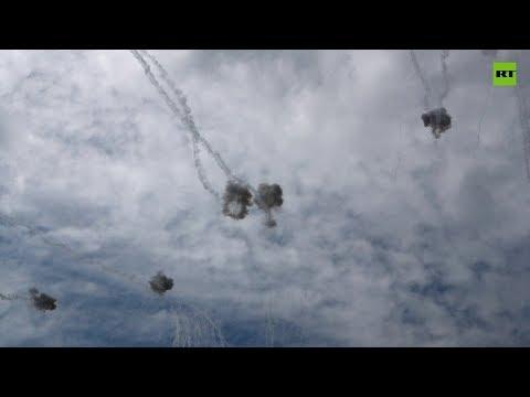 IDF intercepts 12