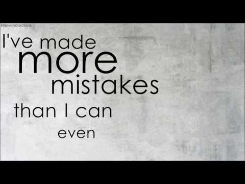 Simple Plan - Try (Lyric Video)