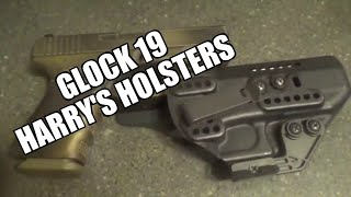 Harry's Holsters Glock 19 Review