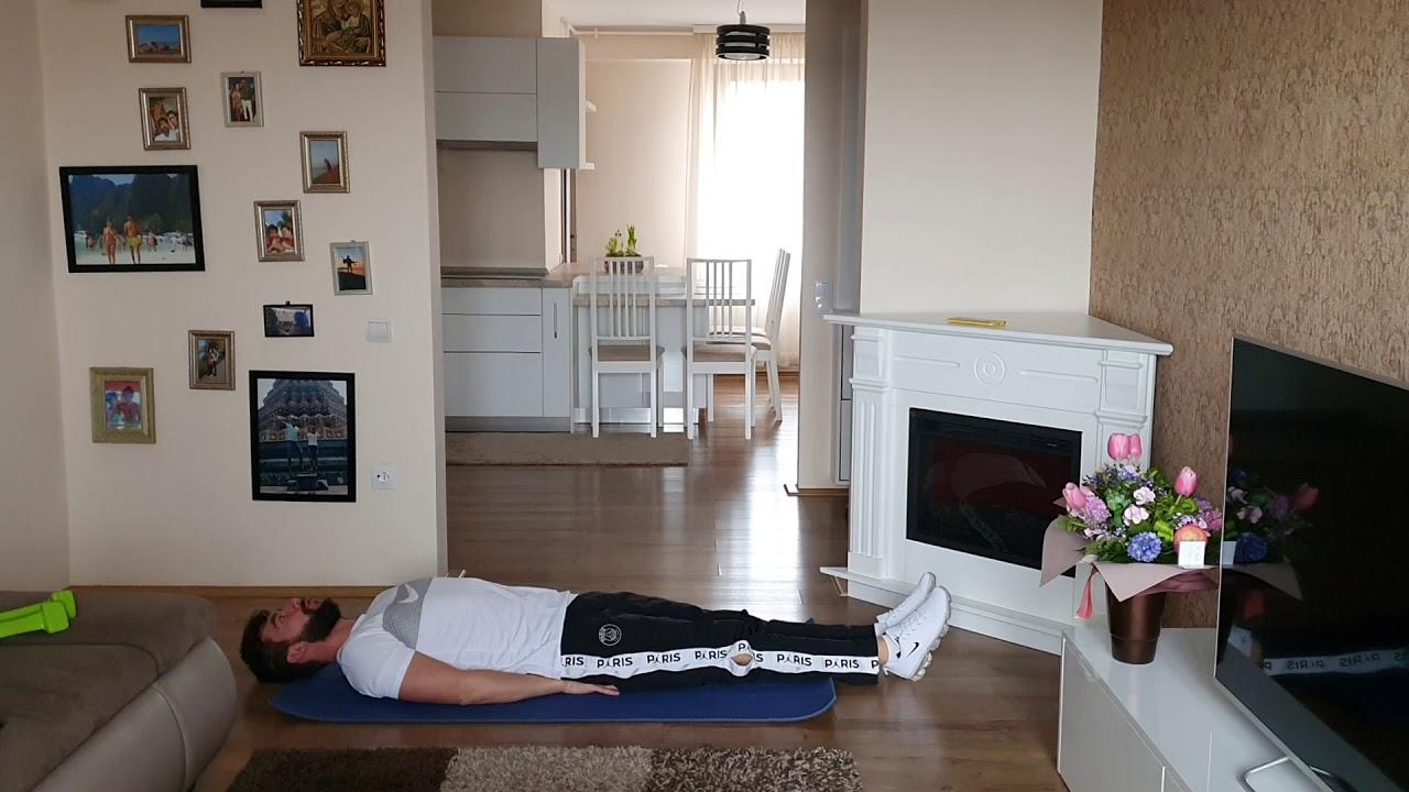 operațiunea de tranziție pe recuperarea picioarelor)