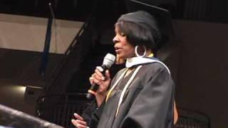 Mary Jackson: (BHU) Valedictorian 2010