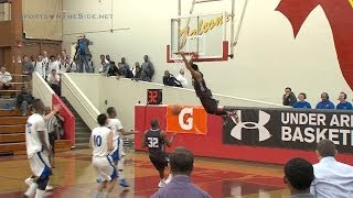 # 11 Jared Nickens '14, Westtown Senior, 2013 UA Holiday Classic at Torrey Pines
