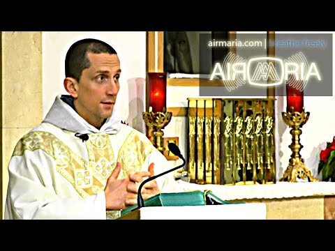 """""""Perfect Love Casts Out Fear"""" - Jan 09 - Homily - Fr Matthias"""