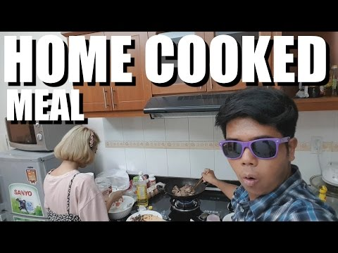 Life in Vietnam VLOG: Returning to Saigon and Cooking at Home. LOOSE LIFE #8