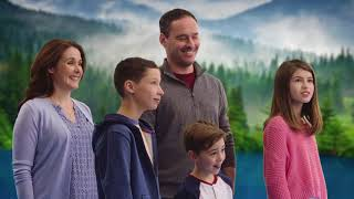 "Ford Commercial  ""Terrain Management"" - Dina Pino, Robert Tsonos & Kids!"