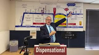 Fundamentals of Dispensationalism Lesson 8