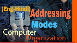 Addressing Modes - 1  Computer Organization   Eng-Hindi